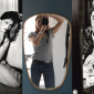 Sylvie Lancrenon, photographe des stars