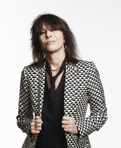 Chrissie Hynde for  press session