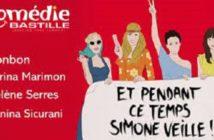 Théâtre : Simone veille !