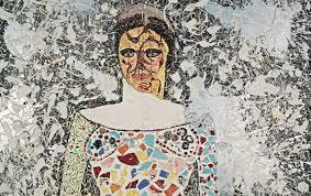 Auto Portrait- Niki de Saint Phalle