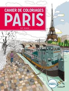 coloriage Paris-Midetplus