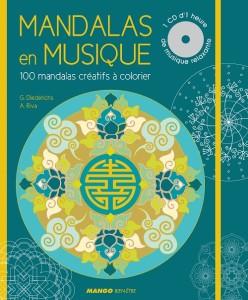Cahier de coloriage Mandala-Midetplus
