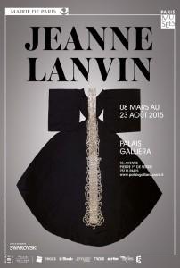 affiche Lanvin
