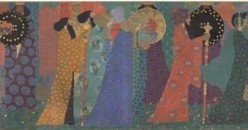 Vittorio Zecchin-Les Mille et une nuits©Musée d'Orsay, dist.RMN-GrandPalais/Patrice Schmidt©Droits réservés