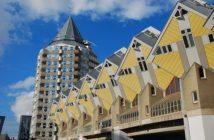 Rotterdam, ville archi-intéressante