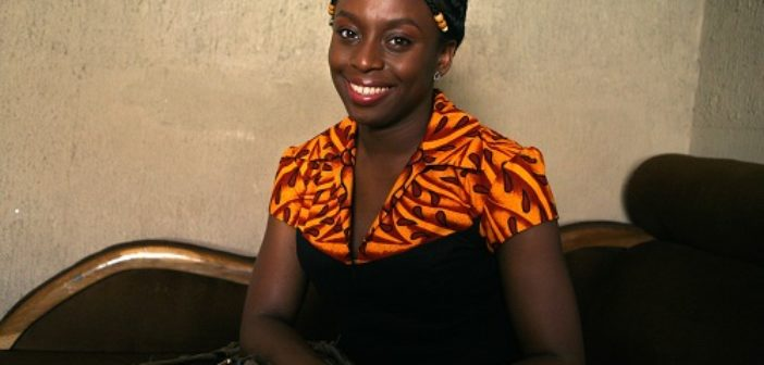 ©Wikimedia Commons-Chimamanda Adichie