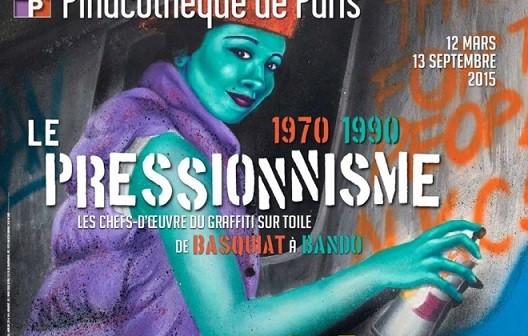 ©Lady Pink - La Pinacothèque - Le Pressionisme
