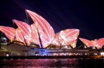 Mapping au Sydney Opera House