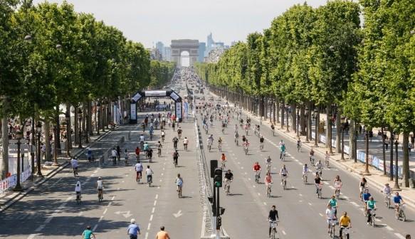 ©Velib Paris-Journée sans voiture-Midetplus