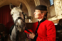 Sophie Bienaimé, une artiste à cheval