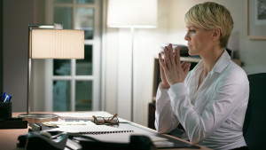 "©Robin Wright in season 2 of Netflix's ""House of Cards."" Photo credit: Nathaniel Bell for Netflix.House of cards-Séries Tv Midetplus"