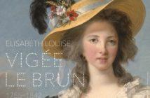 Élisabeth Louise Vigée Le Brun, une femme moderne
