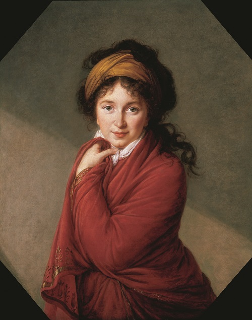 Elisabeth Vigée Le Brun-La Comtesse Golovine-1797-1800-© Birmingham-the trustees of The Barber Institute of Fine Arts-Bridgeman Images