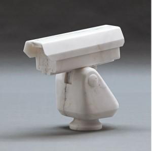 Marble. 39.2 x 39.8 x 19 cm. Courtesy of Ai Weiwei Studio. Image courtesy Ai Weiwei Studio. © Ai Weiwe