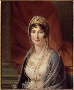 Atelier de François Gérard, Portrait de Letizia Bonaparte. Ajaccio, Musée Fesch Autore: Gérard Blot-Jamais sans elles-Midetplus