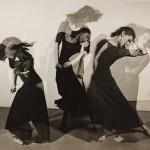 Barbara Morgan (1900-1992) We are three women – We are three million women, 1938 Tirage argentique, 33.7 x 45.5 cm Munchner Stadtmuseum, Munich Allemagne © Münchner Stadtmuseum, Sammlung Fotografie