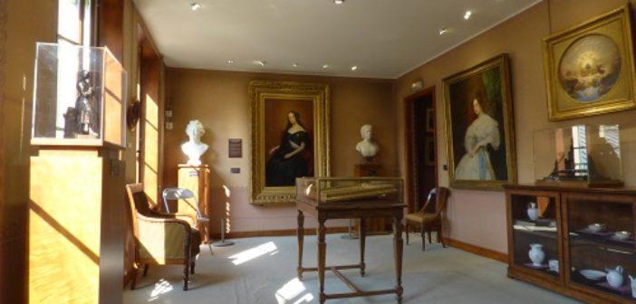 ©musée de la Vie romantique Premier étage du pavillon/ collections permanentes/ -