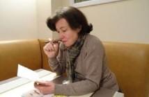 Marie-Caroline Follain, écrivain public