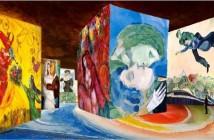 Chagall dans tous ses états aux Baux-de-Provence