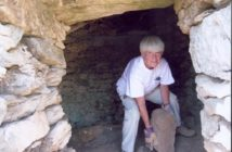 Claude Froidevaux, ambassadrice de la pierre sèche
