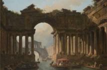 Un peintre visionnaire, Hubert Robert