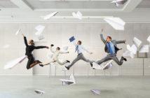 Les 5 clés du bonheur au bureau