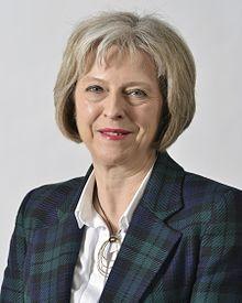 ©Wikipedia-Theresa May