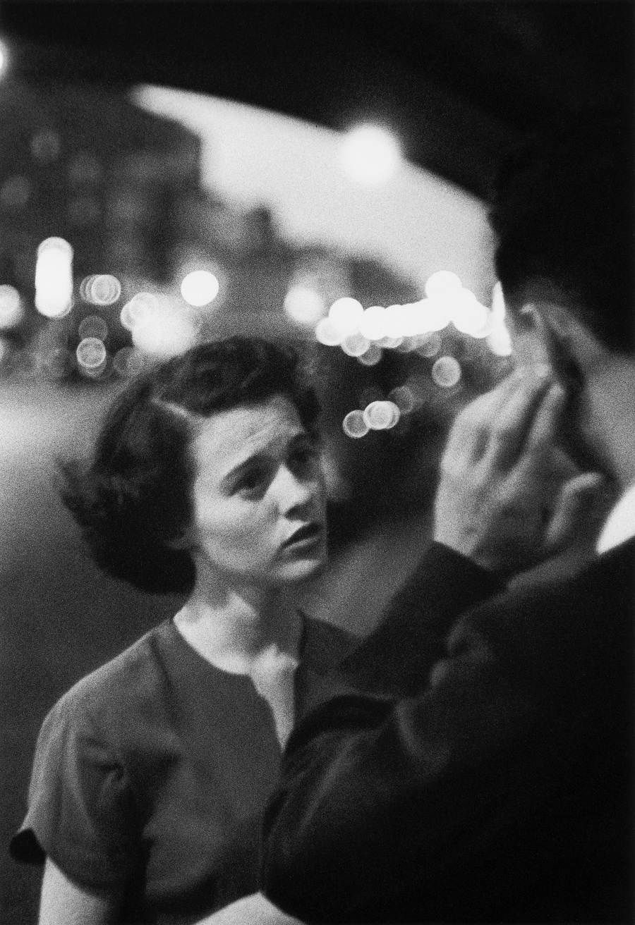 Sourds-muets, New York 1950 © Louis Faurer Estate-