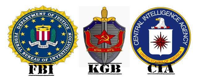 Cia Fbi Unterschied