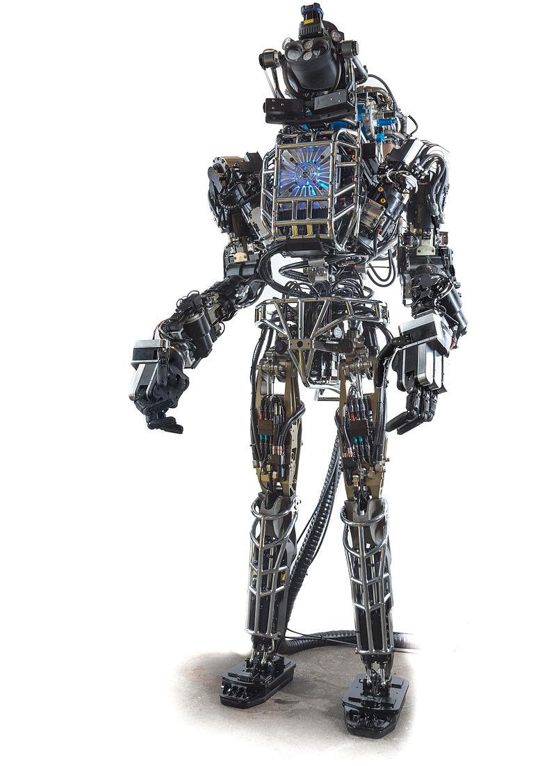 ©Wikipedia-Boston Dynamic-Robot