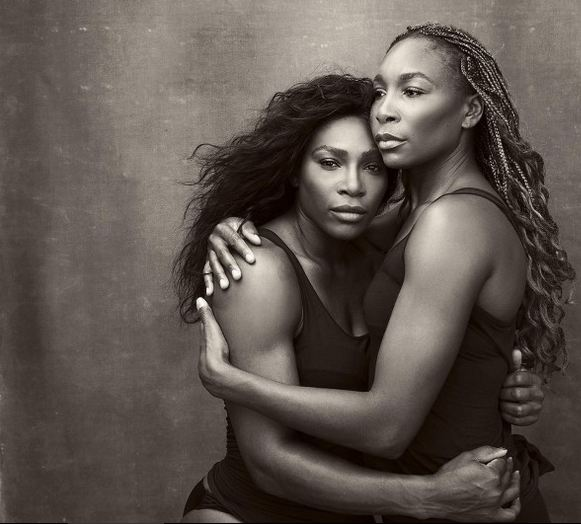 ©Annie Leibovitz- Soeurs Williams-Women-
