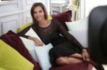 Karine Le Marchand, confession sur canapé