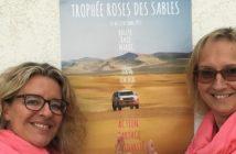 Christine Roux, 5 000 km dans le désert au volant d'un 4×4