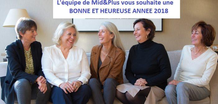 ©Bonne Année 2018 - Mid&Plus