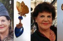 Chantal de Colombel, le bijou vivant