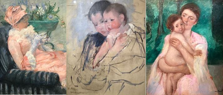 ©Mary Cassatt - Mid&Plus