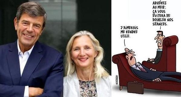 ©Gonzague de Blignières & Clara Gaymard -#MBE - Mid&Plus