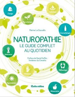 ©Naturopathie - Le Guide complet au quotidien - Mid&Plus