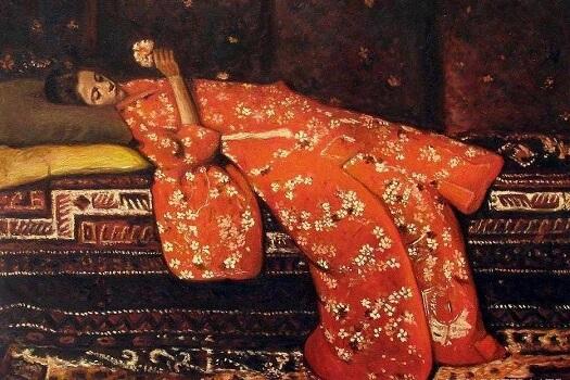 ©Le Kimono rouge - Breitner - Mid&Pus