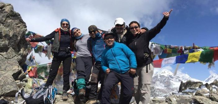 ©Sandra Blanc Mesnel - Ascension de l'Everest - Mid&Plus