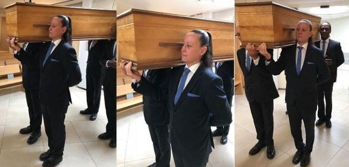 Lydia : quand le funéraire s'ouvre aux femmes