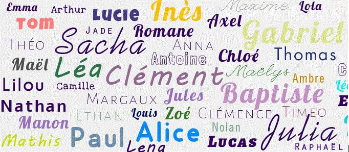©Le pouvoir des prénoms - Mid&Plus