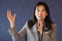 Rui Matsukawa, sénatrice engagée