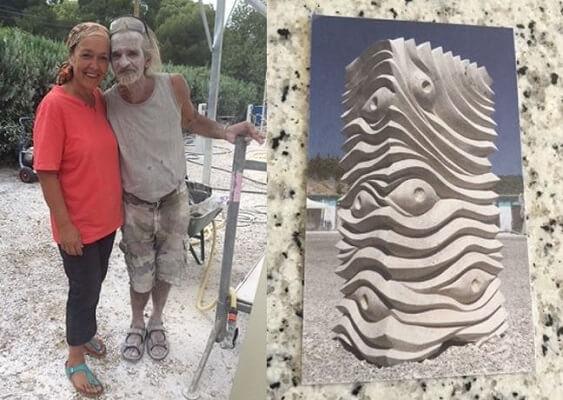 ©Renate une femme de marbre - Mid&Plus