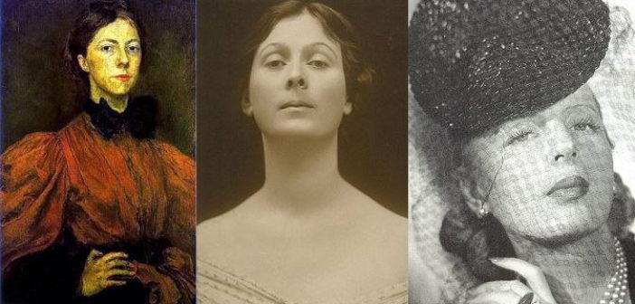 ©Gwen John, Isadora Duncan, Tamara Lempicka / Matrimoine - Mid&Plus