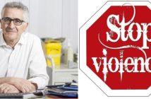 Gilles Lazimi, non à toutes les violences