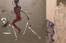 Basquiat et Schiele, héraut et prophète