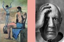 Les Picasso bleu et rose de la rédaction