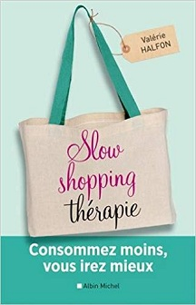 ©Slow shopping therapy-V Halfon -Albin Michel-Midetplus