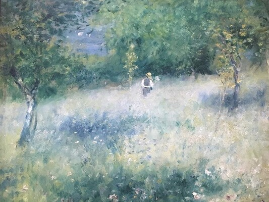 ©Pierre-Auguste Renoir : Le Printemps Collection Courtauld